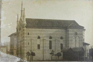 La prima chiesa della Marina