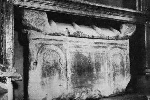 La ricognizione dell'arca di San Giuliano del 1910