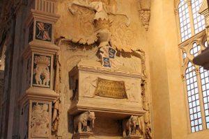 Tre monumenti a Rimini: Isotta, Raffaele e Giovanni Battista