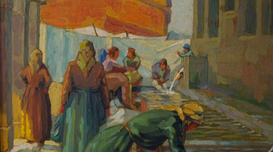 Il lavatoio di San Domenico / 1