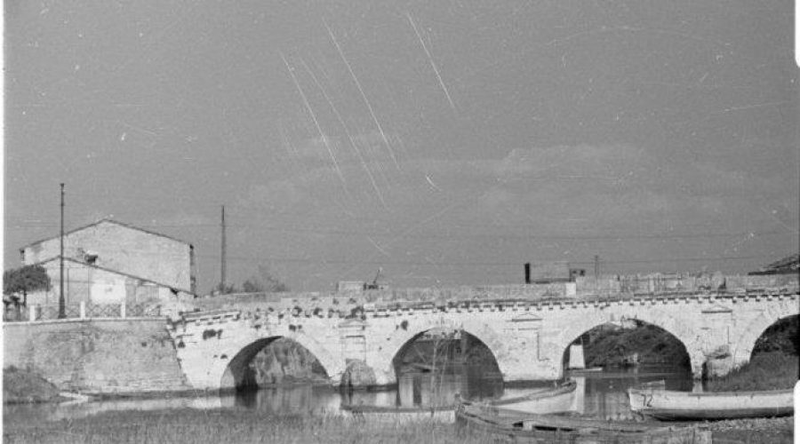 Monumenti sopravvissuti: il Ponte di Tiberio
