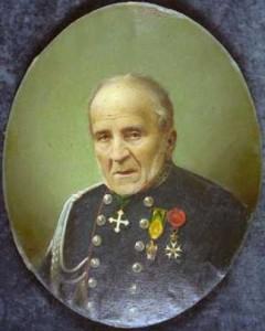 Il generale Carlo Zucchi