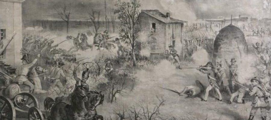 La Battaglia delle Celle