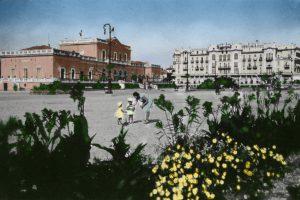 Prima/dopo: il Kursaal