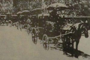 Il gran «nevone» del '29