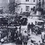 Gli effetti dell'esplosione. Fonte: Wikipedia