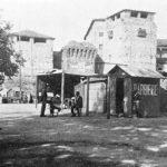 Accampamenti a Castel Sismondo, 1916