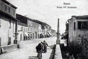 In epoca romana c'era già un borgo?