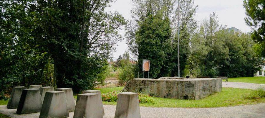 """Il """"bunker"""" della Via Emilia"""