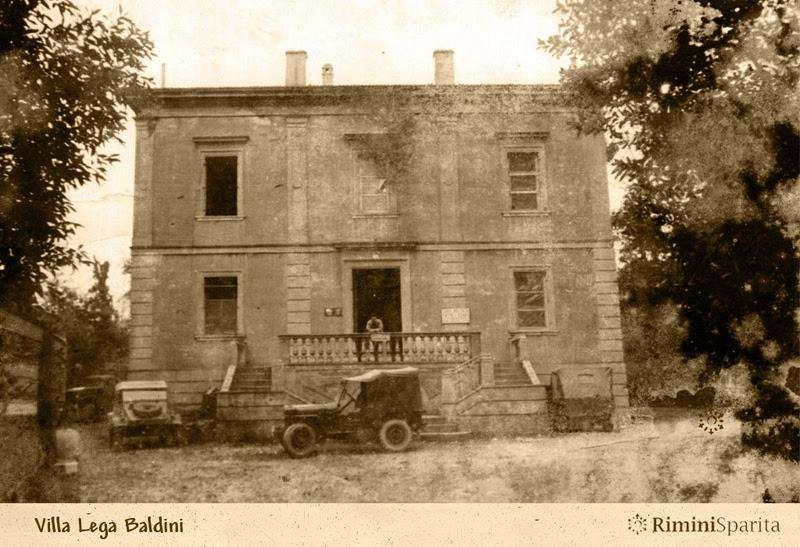 Villa Lega Baldini
