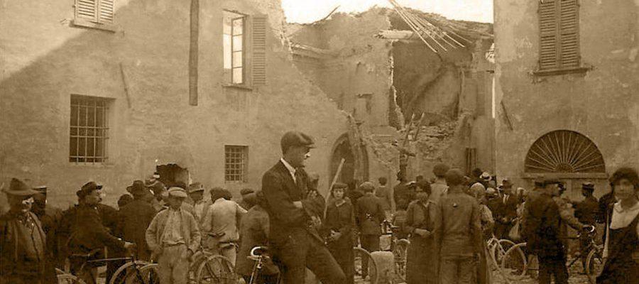 L'inutile bombardamento di Rimini