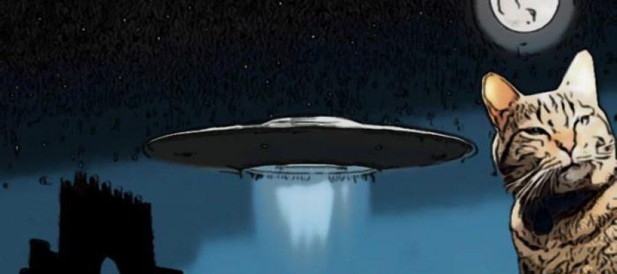 Rimax e gli Ufo